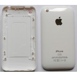 Coque arrière de remplacement iPhone 3G Blanc