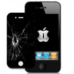 Remplacement de la vitre tactile et la dalle LCD iPhone 4
