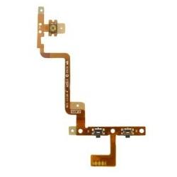 Nappe bouton power et volume est composée du système de controle du volume et ainsi que du système du bouton on/off de l'iPod To