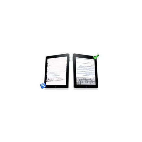 Remplacement de la dalle LCD Apple iPad 1