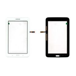 Ecran vitre tactile Samsung Galaxy Tab 3 Lite 7 pouces T110 blanc
